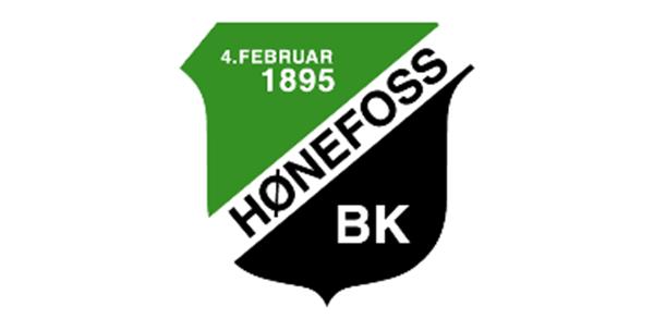 Bilde for kategori HØNEFOSS BALLKLUBB